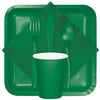 Emerald Green Beverage Napkin 2Ply, 50 ct Party Supplies