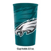 Philadelphia Eagles Plastic Cup, 22 Oz Party Decoration
