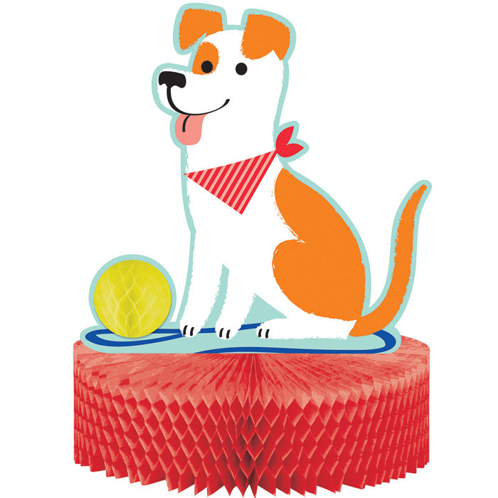 Dog Party Centerpiece by Creative Converting