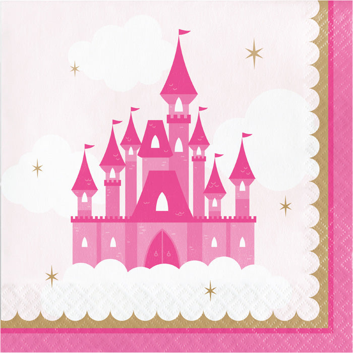 Little Princess Luncheon Napkin 16ct by Creative Converting