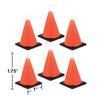 Construction Cone Candles, 6 ct Party Decoration