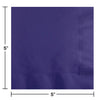 Purple Beverage Napkin 2Ply, 200 ct Party Decoration
