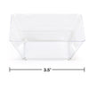 "Clear 3.5"" Bowl, 8 ct Party Supplies"