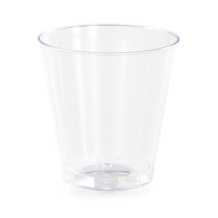 Clear 20Ct 2 Oz Shot Glass, Clear, 20 ct by Creative Converting