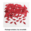 Red Mortarboard Graduation Confetti, 0.5 oz Party Decoration