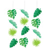 Animal Faces Hanging Cutouts 3ct by Creative Converting