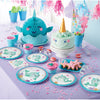 Narwhal Party Invitation Foldover 8ct Party Supplies