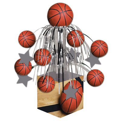 Basketball Centerpiece by Creative Converting