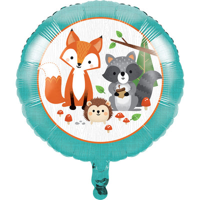 Wild One Woodland Mylar Balloon by Creative Converting