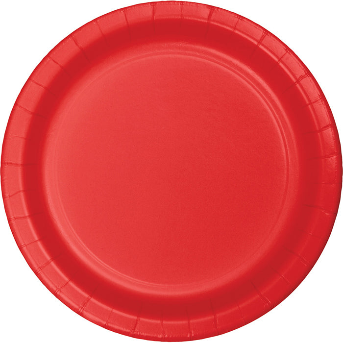 Classic Red Paper Plates, 75 ct by Creative Converting