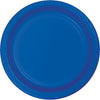 Cobalt Blue Paper Plates, 8 ct by Creative Converting