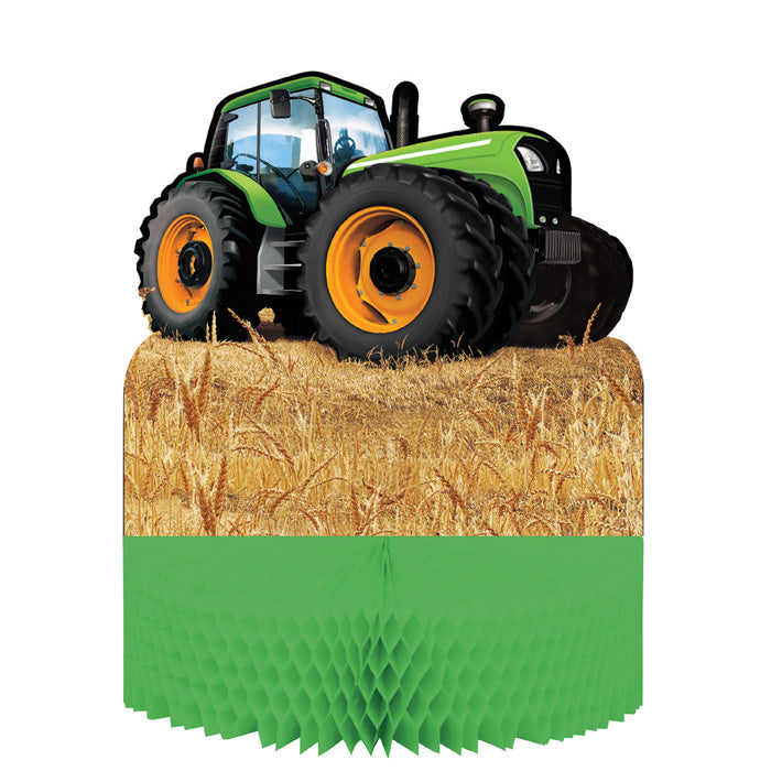 Tractor Time Centerpiece by Creative Converting