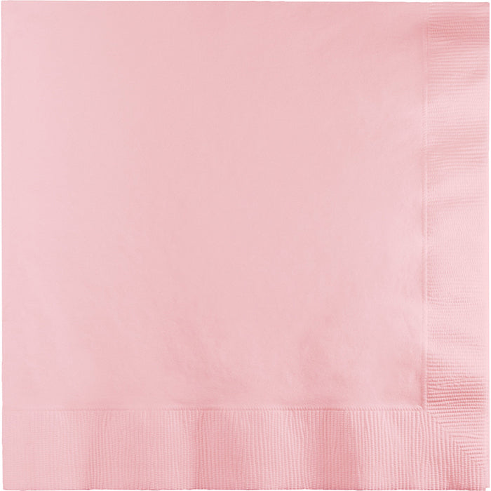 Classic Pink Beverage Napkins, 20 ct by Creative Converting