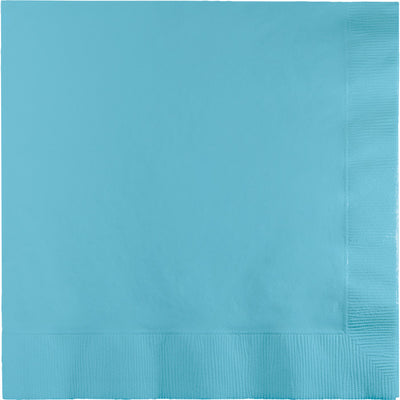 Pastel Blue Luncheon Napkin 2Ply, 50 ct by Creative Converting