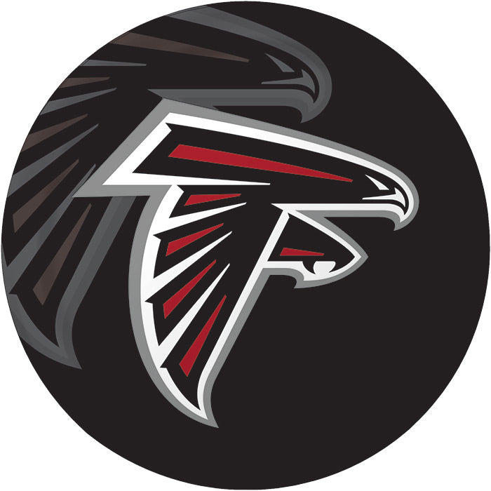 Atlanta Falcons Paper Plates, 8 ct by Creative Converting