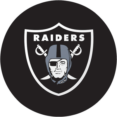 Oakland Raiders Paper Plates, 8 ct by Creative Converting