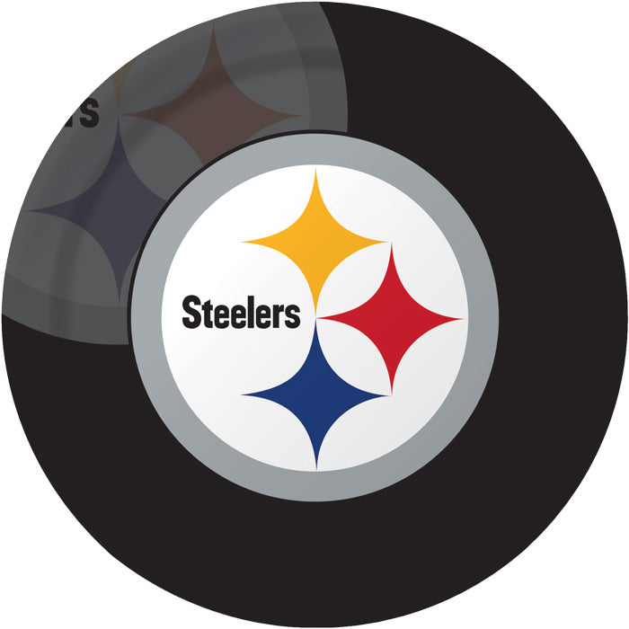 Pittsburgh Steelers Paper Plates, 8 ct by Creative Converting