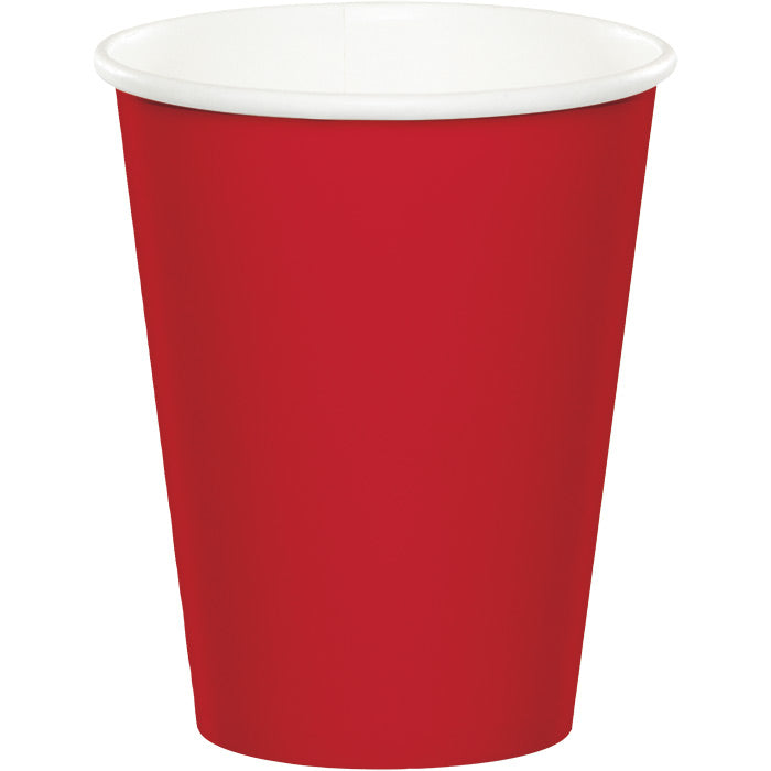 Classic Red Hot/Cold Paper Cups 9 Oz., 24 ct by Creative Converting