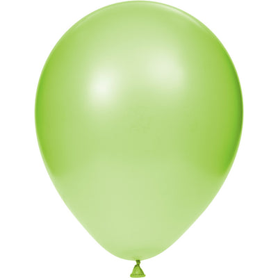 "Latex Balloons 12"" Fresh Lime, 15 ct by Creative Converting"