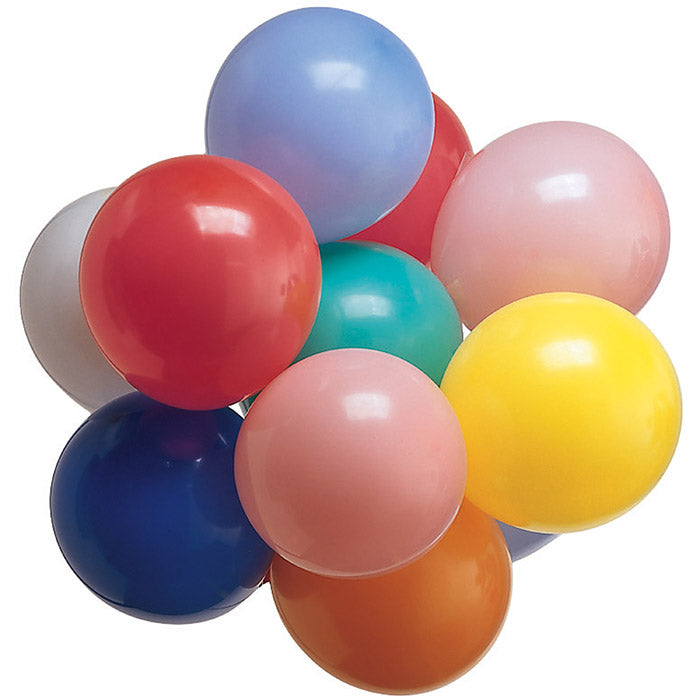 "Assorted 9"" Latex Balloons, 20 ct by Creative Converting"