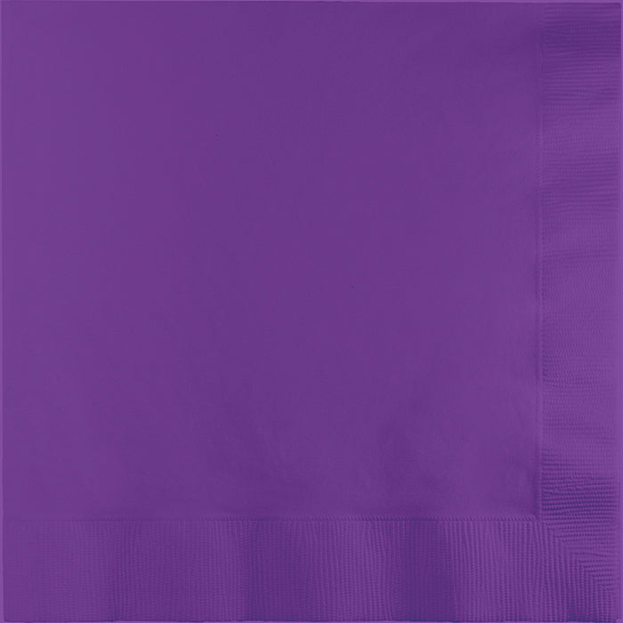 Amethyst Luncheon Napkin 2Ply, 50 ct by Creative Converting