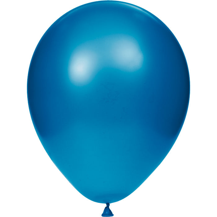 "Latex Balloons 12"" Cobalt, 15 ct by Creative Converting"