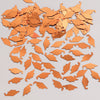 Orange Mortarboard Graduation Confetti, 0.5 oz by Creative Converting