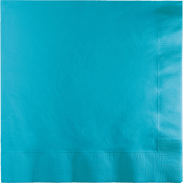 Bermuda Blue Beverage Napkins, 20 ct by Creative Converting