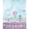 Iridescent Mermaid All The Fun Napkins, 16 ct Party Supplies