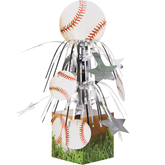 Baseball Centerpiece by Creative Converting