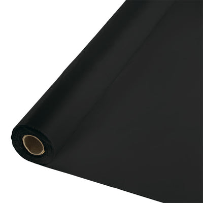 "Black Velvet Banquet Roll 40"" X 100' by Creative Converting"