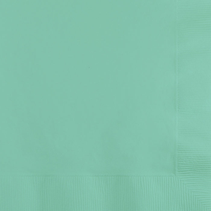 Fresh Mint Green Napkins, 20 ct by Creative Converting