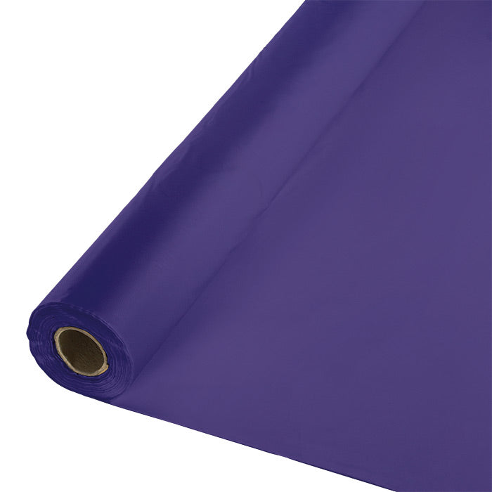"Purple Banquet Roll 40"" X 100' by Creative Converting"