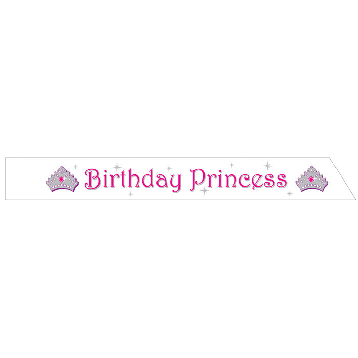 Birthday Princess Sash by Creative Converting