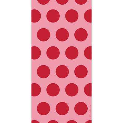 Classic Red Polka Dot Favor Bags, 20 ct by Creative Converting