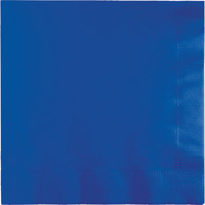 Cobalt Blue Napkins, 20 ct by Creative Converting