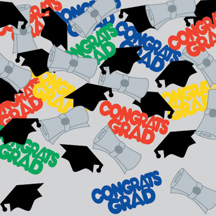 Diploma Confetti, 0.5 oz by Creative Converting