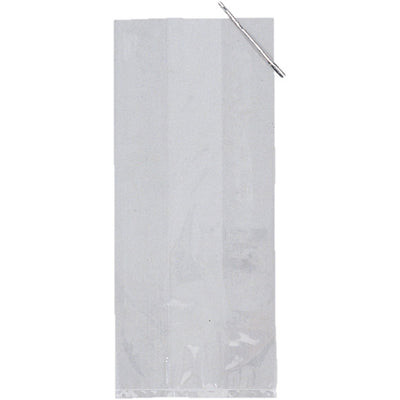 Small Clear Cello Favor Bag, 20 ct by Creative Converting