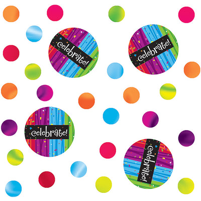 Milestone Celebrations Confetti, 0.5 oz by Creative Converting