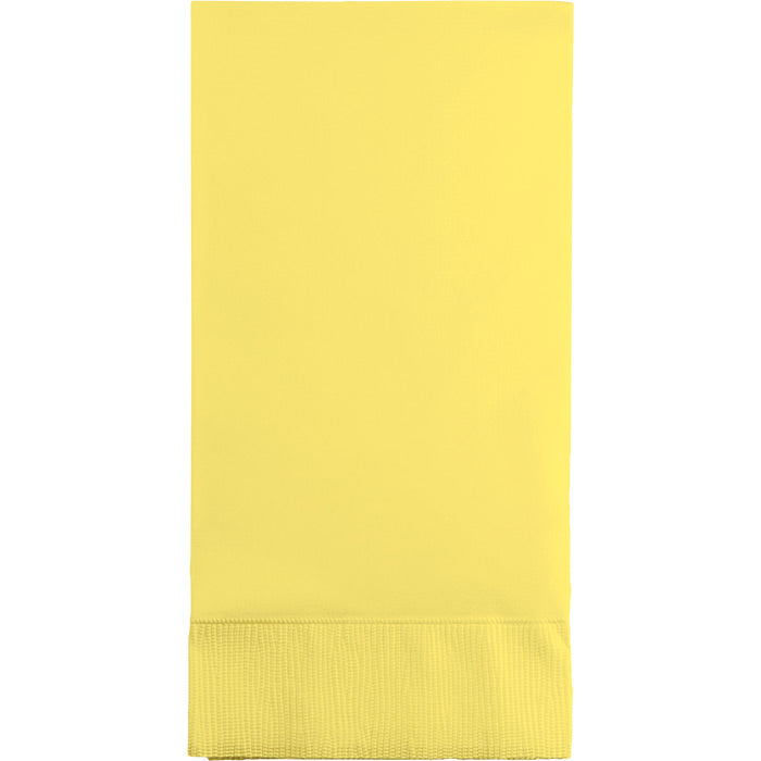 Mimosa Guest Towel, 3 Ply, 16 ct by Creative Converting