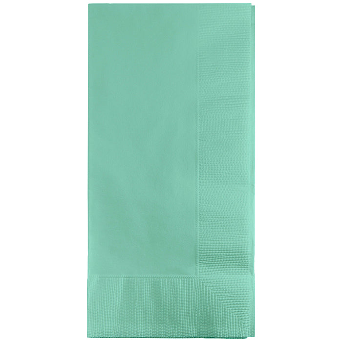 Fresh Mint Guest Towel, 3 Ply, 16 ct by Creative Converting