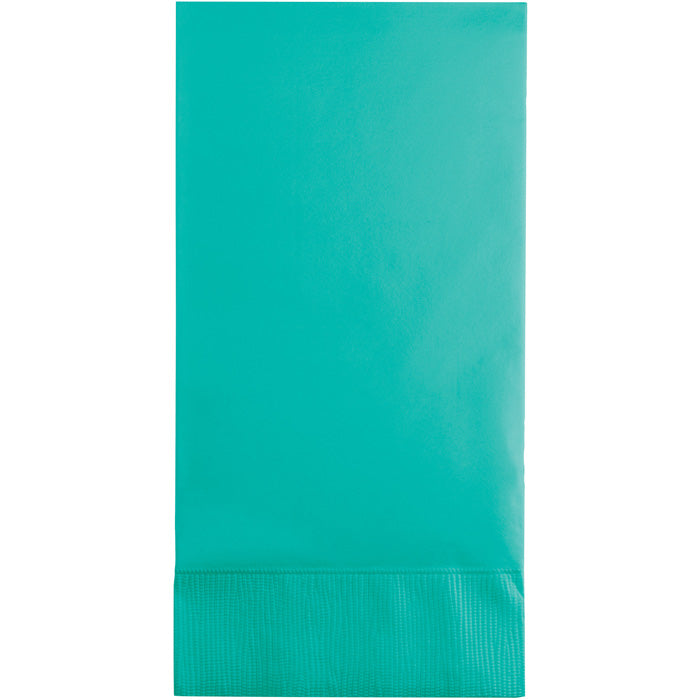 Teal Lagoon Guest Towel, 3 Ply, 16 ct by Creative Converting
