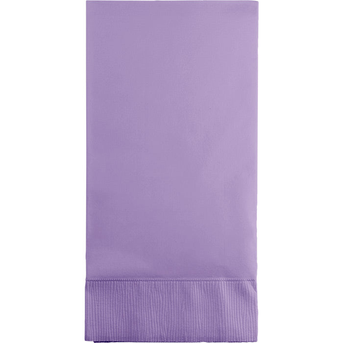 Luscious Lavender Guest Towel, 3 Ply, 16 ct by Creative Converting