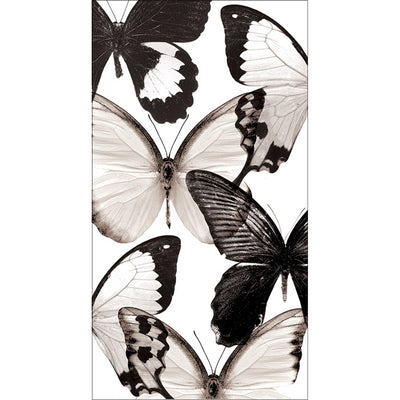 Entomount Butterfly Guest Towel, 3 Ply, 16 ct by Creative Converting