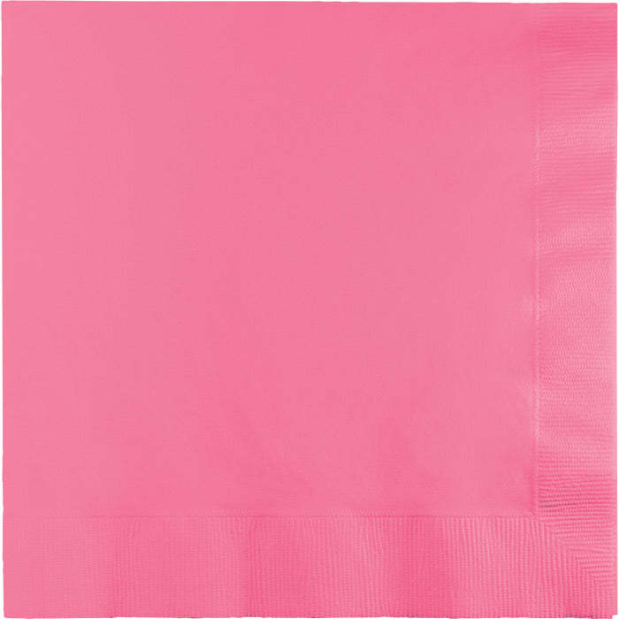 Candy Pink Luncheon Napkin 2Ply, 50 ct by Creative Converting