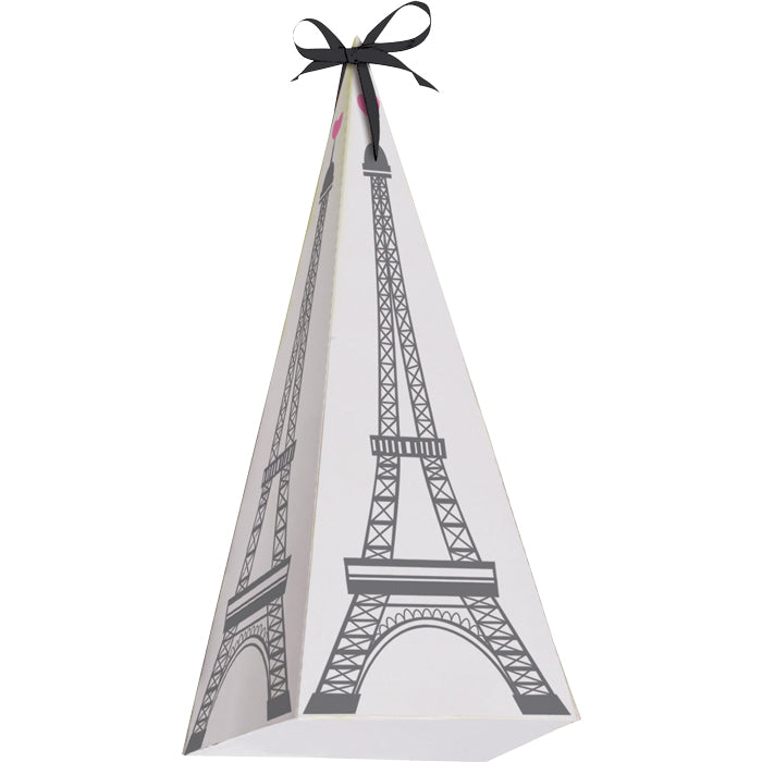 Party In Paris Favor Boxes, 8 ct by Creative Converting