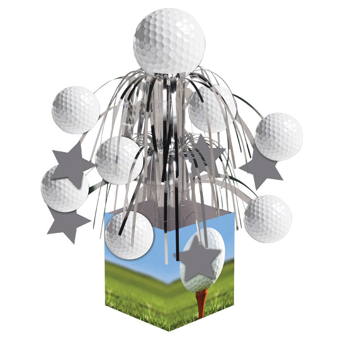 Golf Centerpiece by Creative Converting