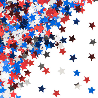 Patriotic Stars Confetti, 0.5 oz by Creative Converting