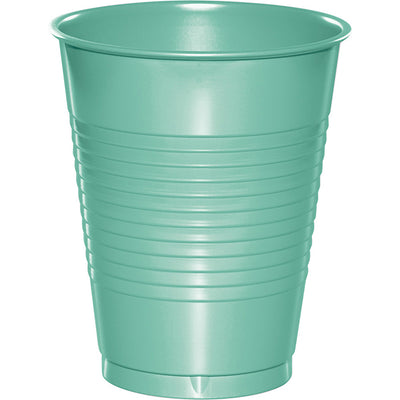 Fresh Mint Green Plastic Cups, 20 ct by Creative Converting