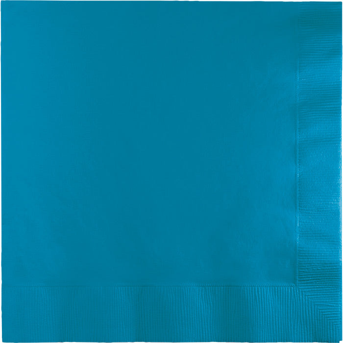 Turquoise Luncheon Napkin 2Ply, 50 ct by Creative Converting